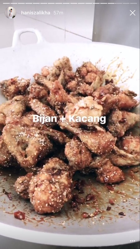 Resepi Ayam Spicy Korean Hanis Zalikha Viral
