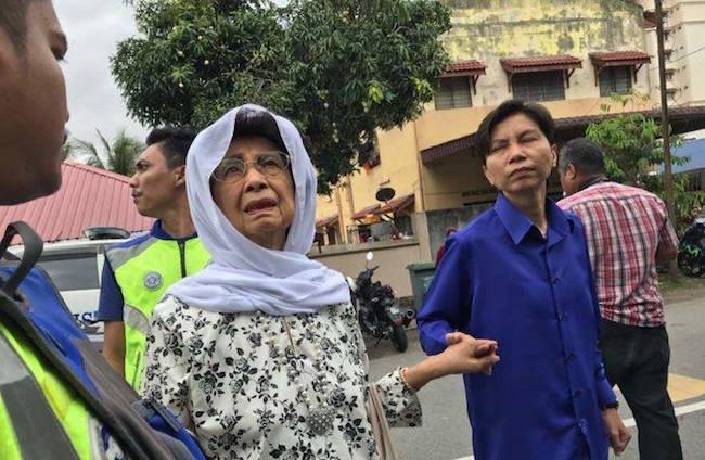 1 Ini Luahan Siti Hasmah Terhadap Mangsa Kebakaran Pusat Tahfiz