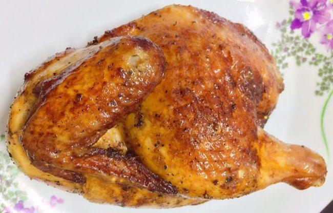 Senang Betul Resepi Ayam Panggang Ini Patutlah Viral