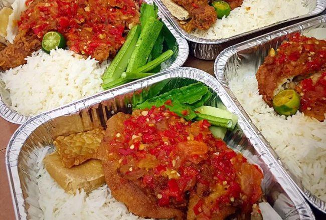 Wanita Ini Kongsi Resepi Ayam Geprek Viral Confirm Sedap